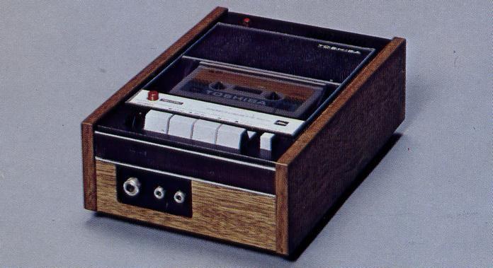 TOSHIBA PT-400   1973