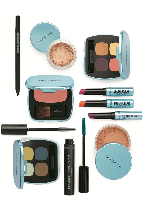 Bare Escentuals Remix Collection for Spring 2013