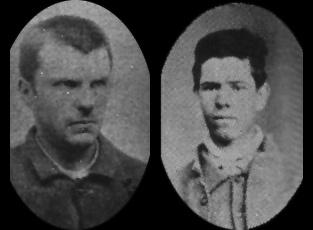 Captain Moonlite and James Nesbitt