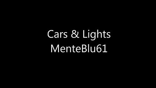 Cars & Lights Time Lapse triggered by  Remote Shooter BT 2.0 and the app on a Sony Xperia ARC S