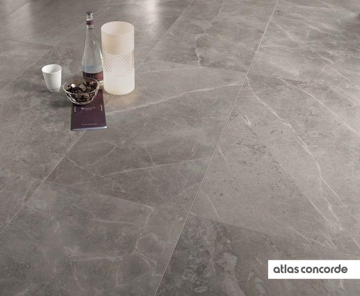 #MARVELPRO grey fleury | #AtlasConcorde | #Tiles | #Ceramic | #PorcelainTiles