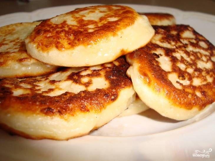 Сырники на кефире - пошаговый рецепт с фото на Повар.ру