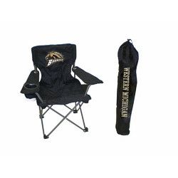 Western Michigan Broncos NCAA Ultimate Junior Tailgate Chair