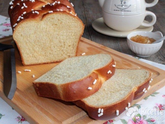 Pan Brioche allo Yogurt - metto tutti gli ingredienti nella mdp Lidl, programma pane dolce, peso 1000 g, doratura media