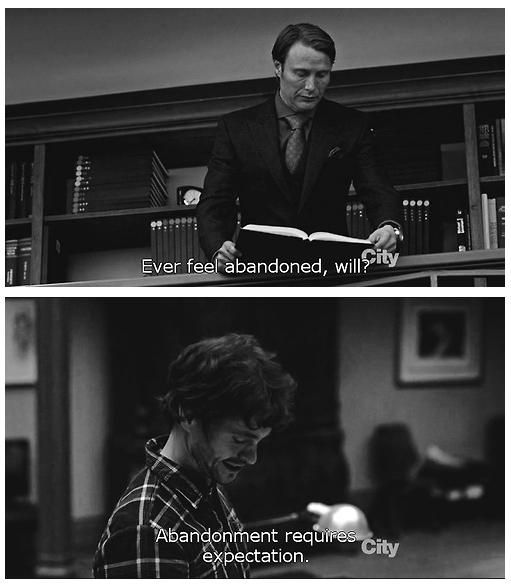 """""""Abandonment requires expectation."""" 