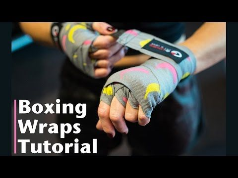 Ever wondered how to wrap your hands for boxing? No need to wonder anymore. Just watch this video I made for you! https://www.youtube.com/watch?v=I8JDel0MMW8