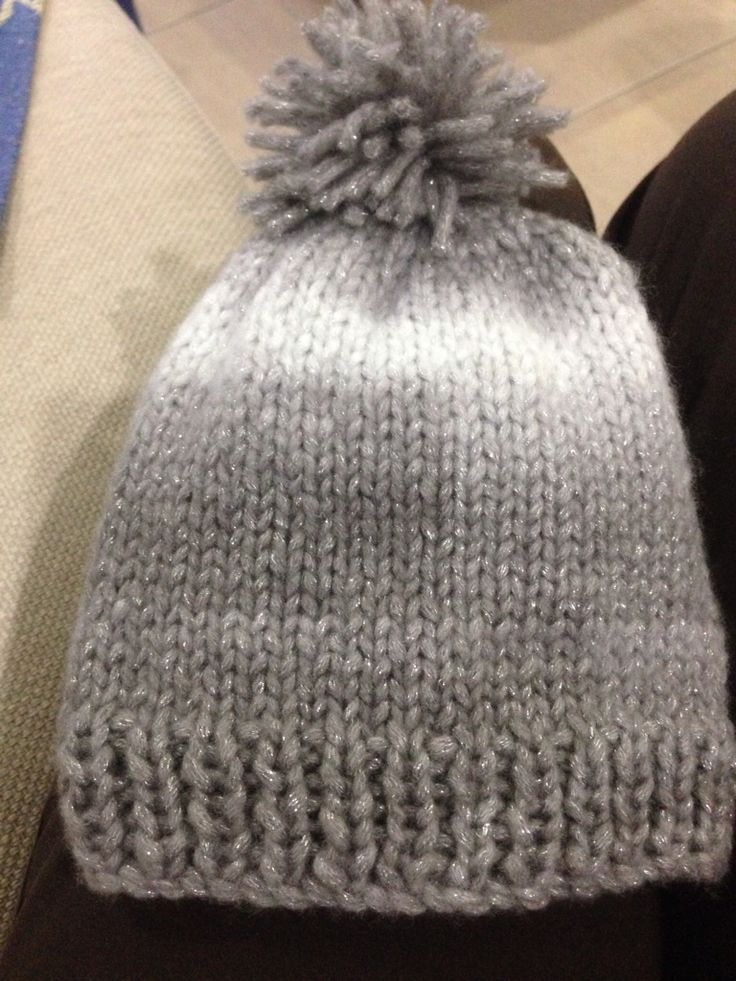 Sparkly beanie for Charlotte