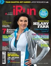 Cover photo of iRun Magazine | 2013 Issue 04  June 2013