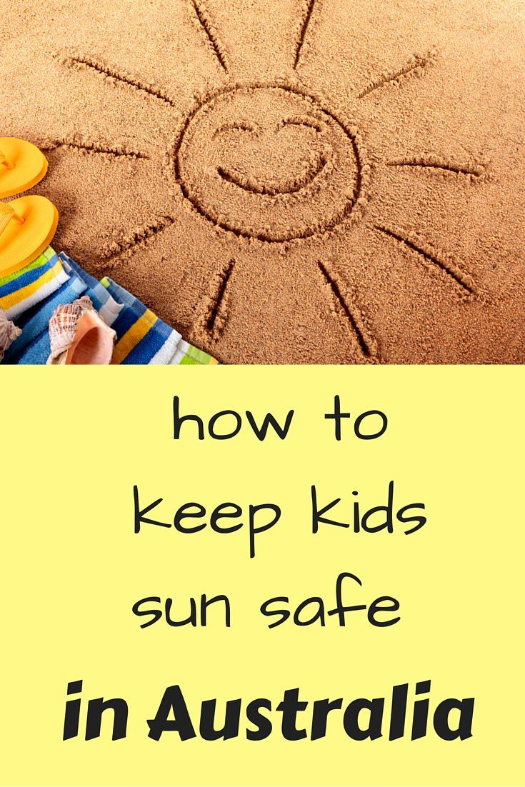 The sun's more dangerous than the sharks in Australia!!  If you're planning a holiday you NEED o know the basics of sun protection. Learn how our family stays sun safe in Sydney.