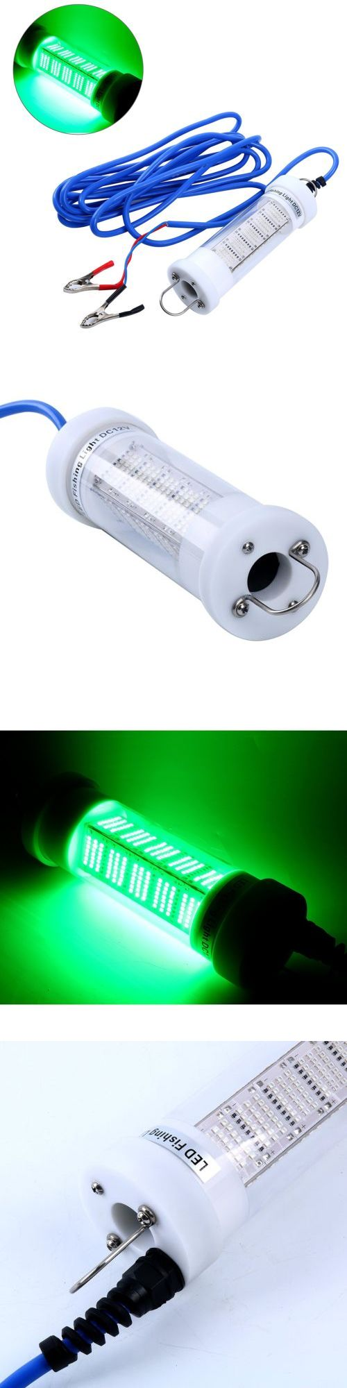 Lights 123489: Yaemarine Green Led 12V 140W Lure Bait Finder Night Fishing Boat Light -> BUY IT NOW ONLY: $158 on eBay!