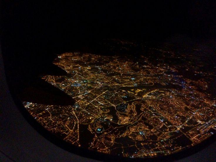 Lisboa vista de bem alto