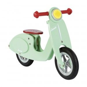 Janod Scooter Mint