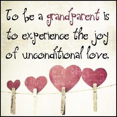 Love being a Grammie!