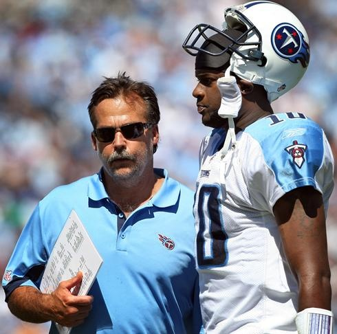 Jeff Fisher and Vince Young