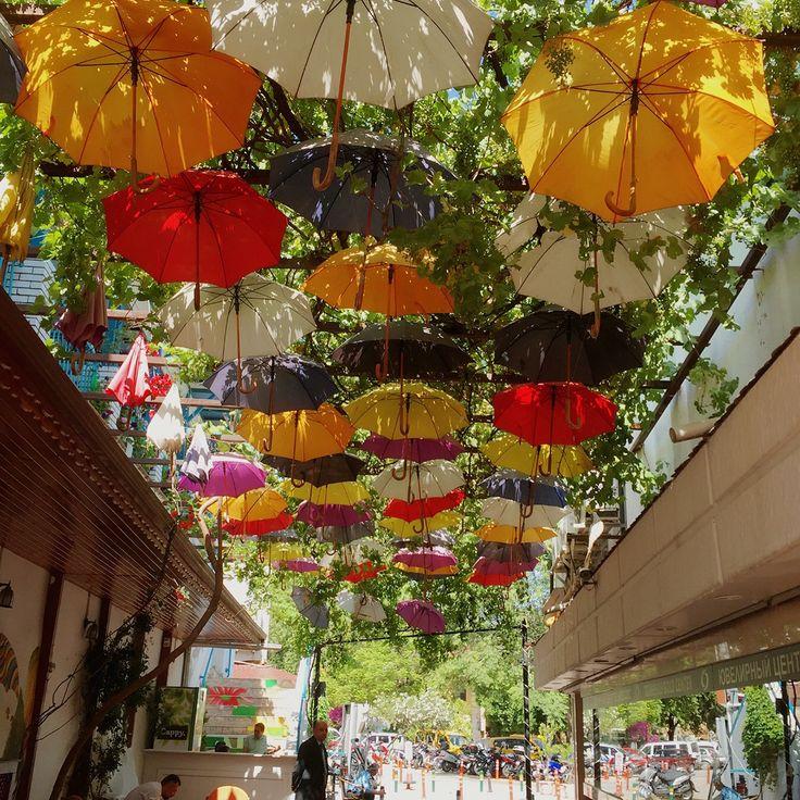 Fethiye market Turkey