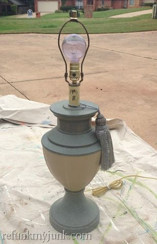 17 Best Ideas About Spray Painting Lamps On Pinterest Painting Lamps Krylon Spray Paint And