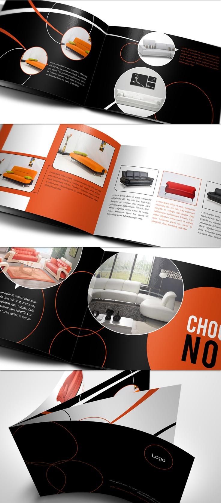 Overzichtelijke brochure met een leuke verdeling tussen tekst en beeld.