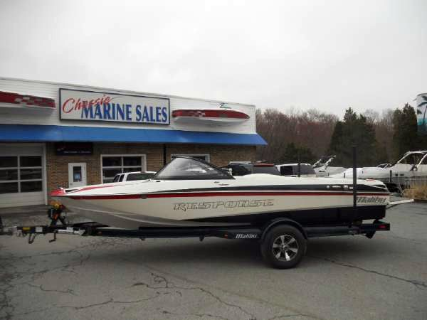 2014 Used Malibu Response TXi Ski and Wakeboard Boat For Sale ...