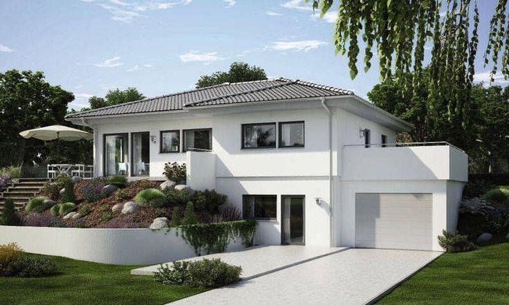 Architektur für die Stadt Einfamilienhaus #KOLORAT #Fassade - haus modern bauen