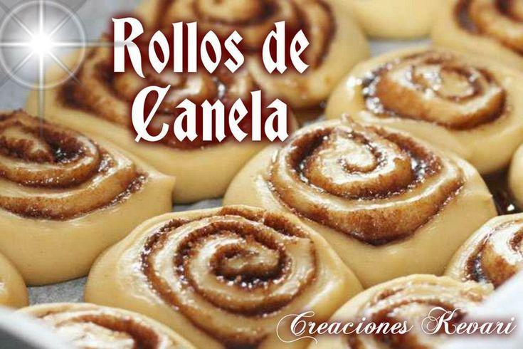 Cómo hacer rollos de canela o cinnamon rolls. La receta, en vídeo