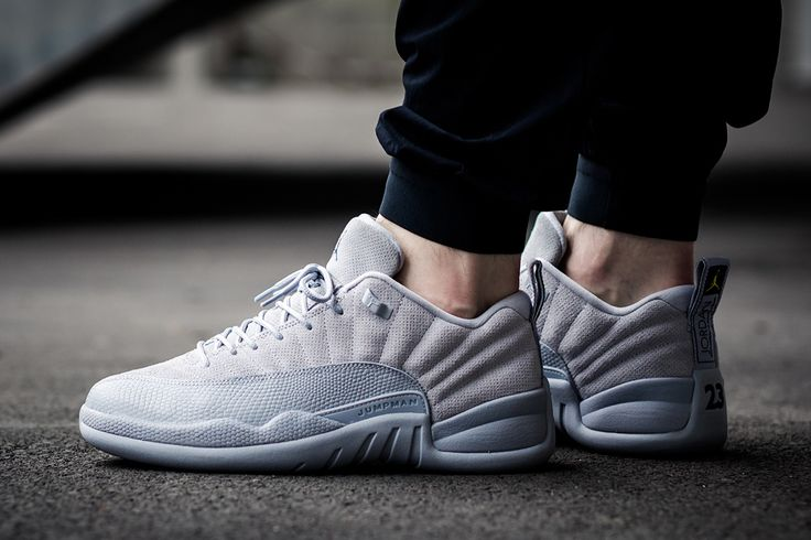 On-Foot: Air Jordan 12 Retro Low 'Wolf Grey/Armory Navy/Electric Lime' - EU Kicks: Sneaker Magazine