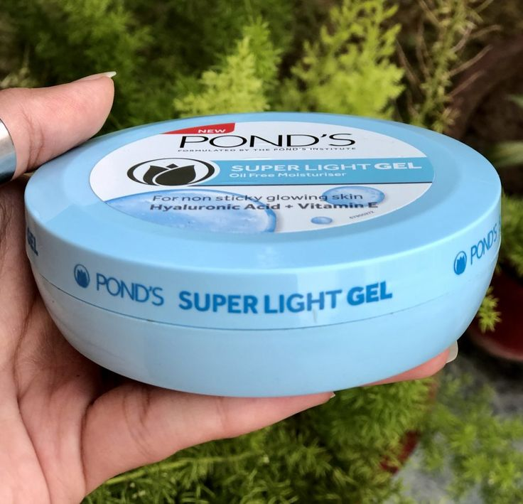 Ponds Super Light Gel For Acne Prone Skin