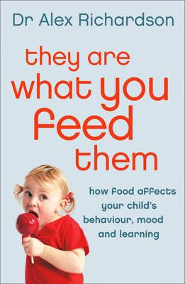 They are What You Feed Them by Alex Richardson