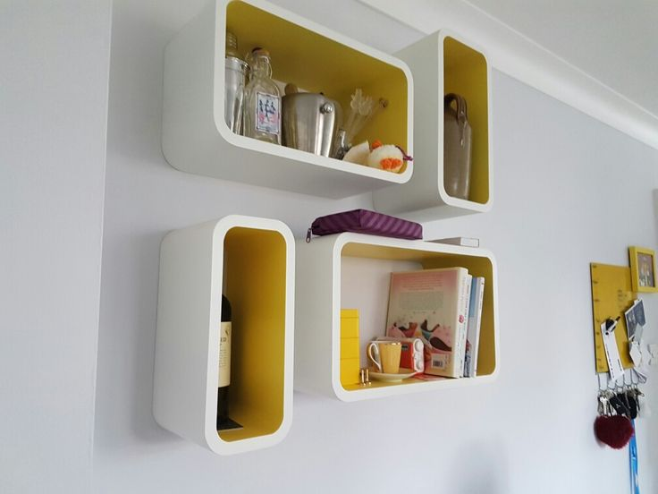 Shelving from Amazon at Beccy's