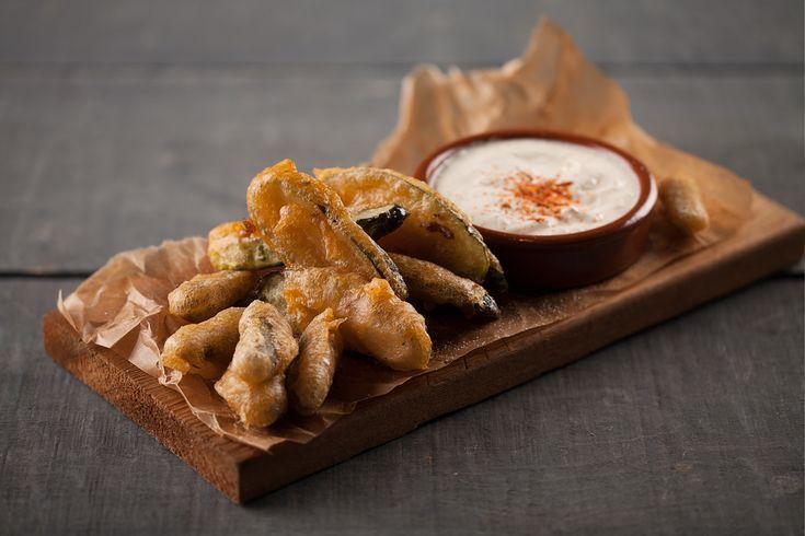 Cornichons frits | Recettes | Signé M                                                                                                                                                                                 Plus