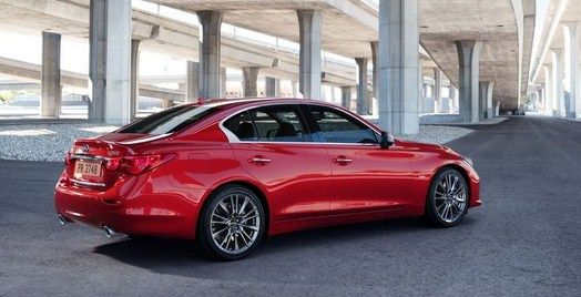2020 Infiniti Q50 Redesign Hybrid Red Sport Find You