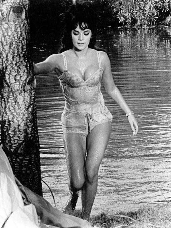 Natalie Wood wet lingerie. | NATALIE WOOD | Pinterest