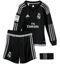 Comprar Equipacion de Portero Niños Real Madrid 2016