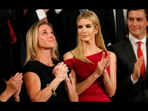 """Trump Honors Widow of Fallen US Navy SEAL- """"Setting Record"""" for Applause"""