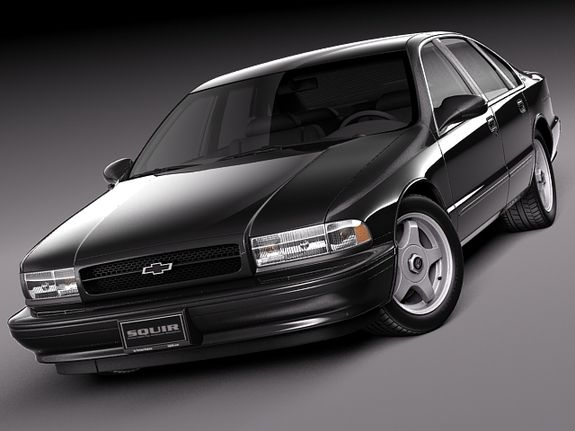 1996 Impala SS | Chevrolet How beautiful would she be in my driveway.