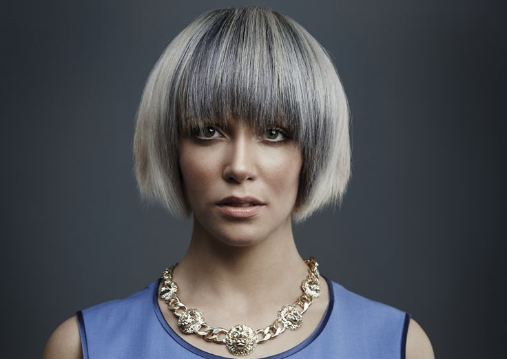 Awakening Collection F/W14-15 by Mob Salons #bob #hairstyle #bang