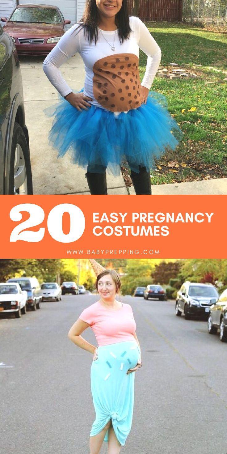 Easy Pregnancy Costumes - BabyPrepping 2ddf89ae1