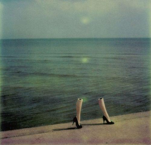 Guy Bourdin, Polaroid, 1970s