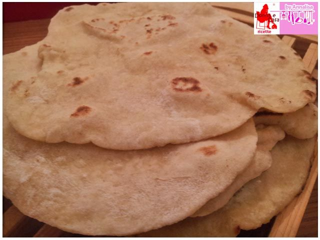 Chapati, pane indiano