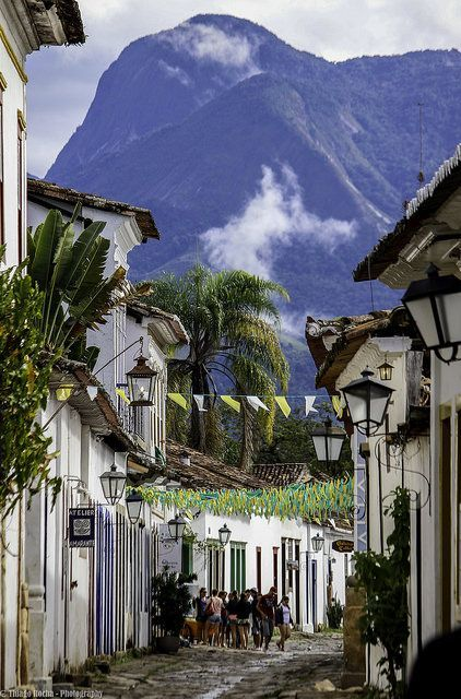 Paraty, Rio de Janeiro, Brasil i want to go in service here for some reason: