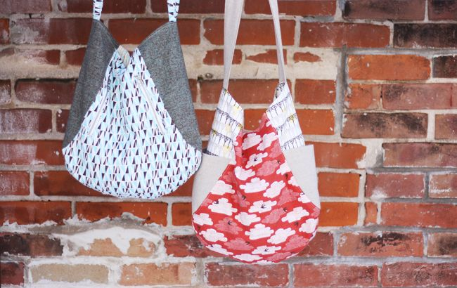 It's here! Hope you'll enjoy making a new spring tote! In this pattern you'll find: step-by-step instructions with professional easy