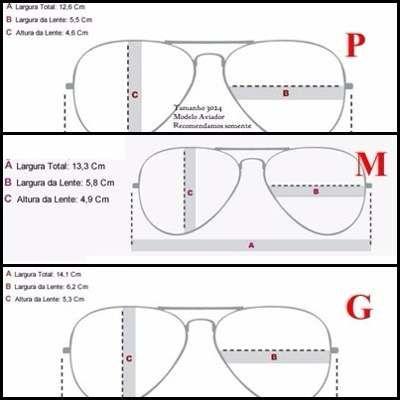 Aviator Sunglasses. 136. 2. (3) Ray Ban Aviador Azul Degrad�� C/certificado Original 3025 26 - R