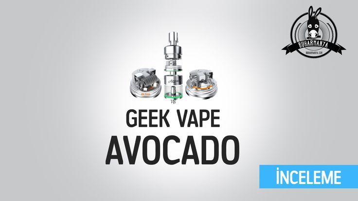 Geek Vape - Avocado Genesis İnceleme