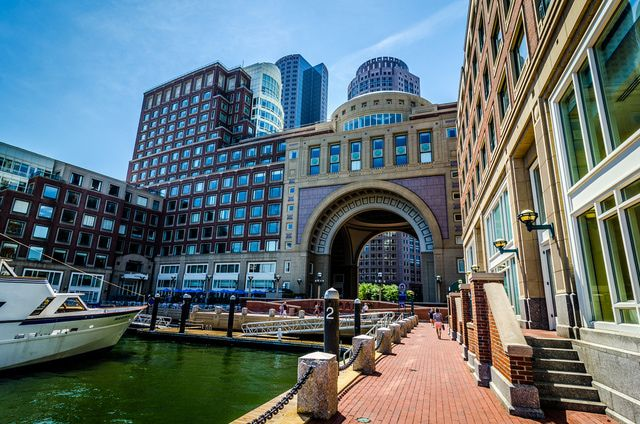 The prettiest walks in and around Boston, from the Esplanade to Somerville's Community Path.