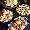Salem Bonjour Pour ceux qui me connaissent maintenant, ils ou elles savent bien que je suis une grande amatrice de biscuits en tous genre....