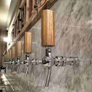 Beer tap style
