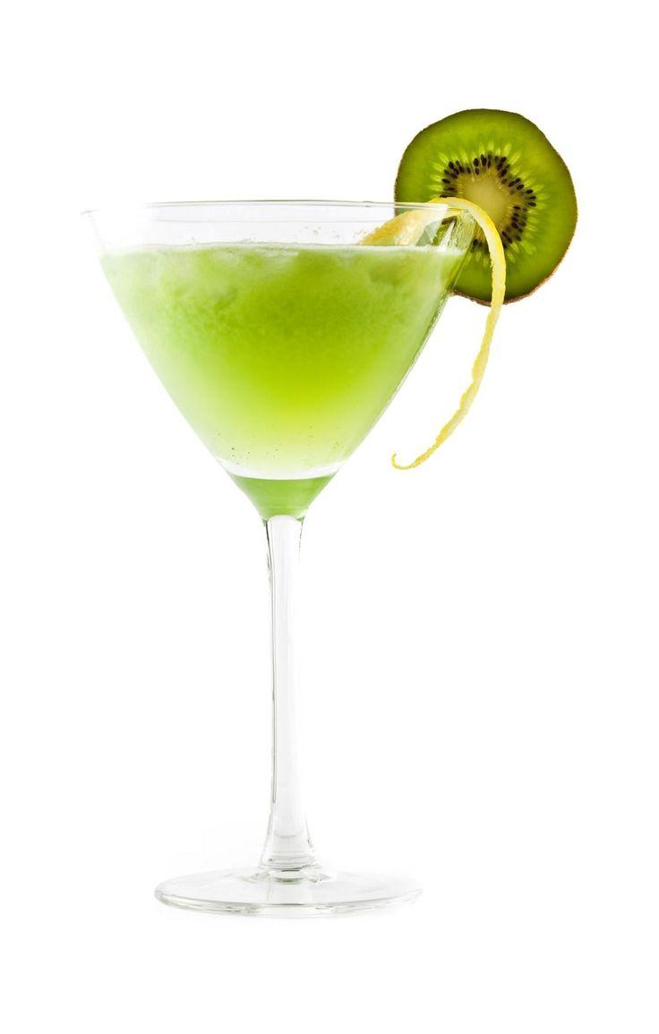 Kiwi Martini / Cocktail Recipes / Easy cocktails