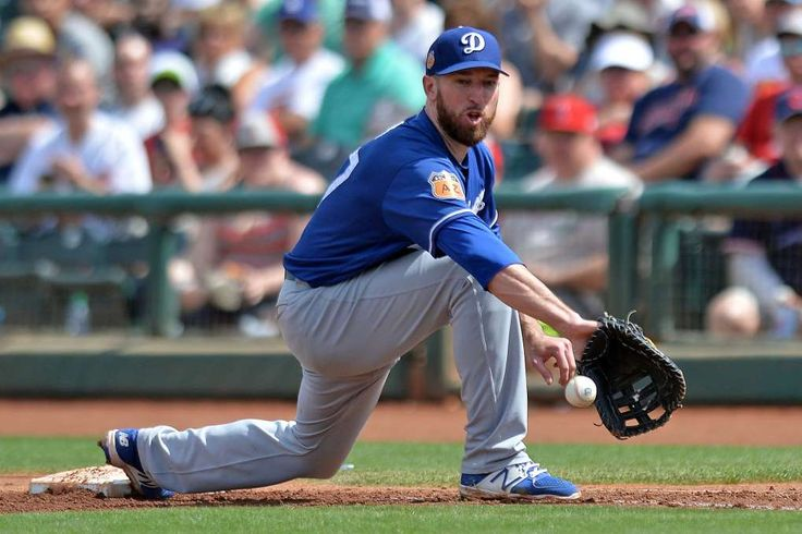 Dodgers considering turning Ike Davis into a pitcher?  -  July 1, 2017