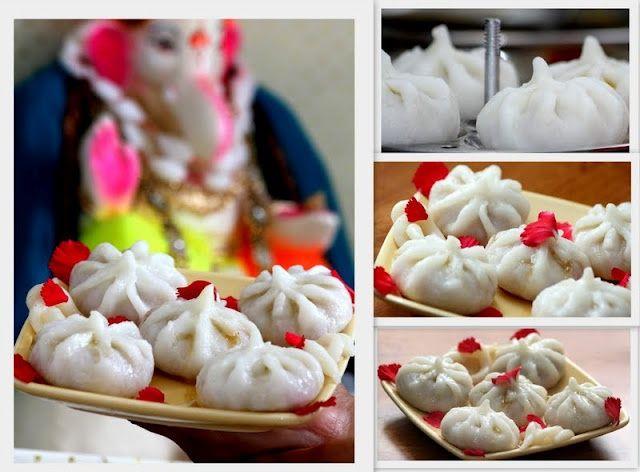 maharashtrian food modak - Google Search