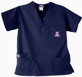 17 Best Images About University Of Arizona Wildcats Scrubs