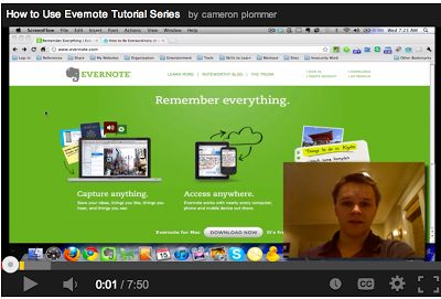 Get The Maximum out of Evernote with These Awesome Tutorials ~ Educational Technology and Mobile Learning